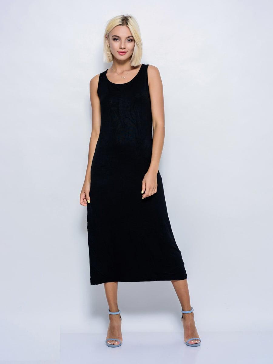 Платье черное | 5099973