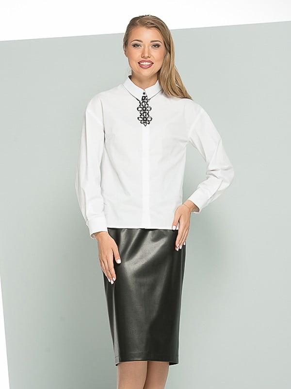 Блуза белая | 5109706