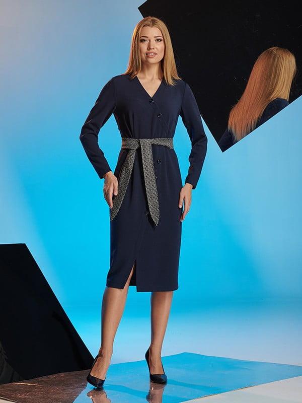 Платье синее | 5109830