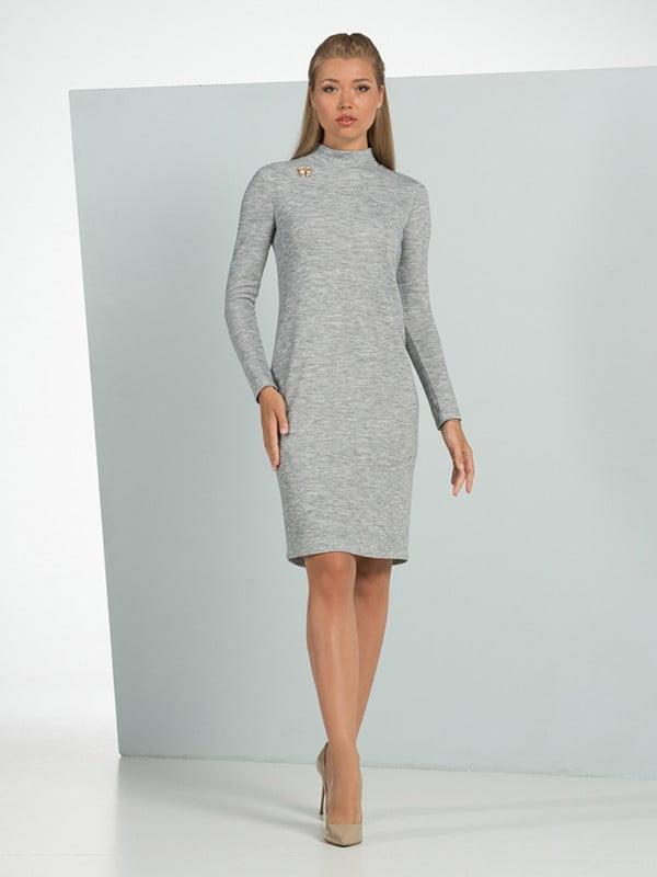 Сукня сіра | 5109838