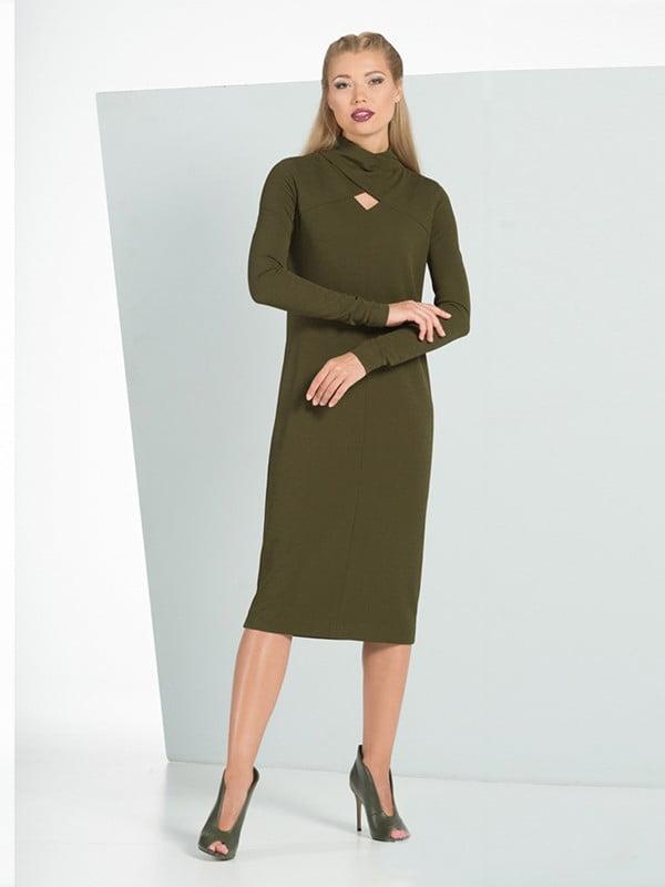 Платье зеленое | 5109848