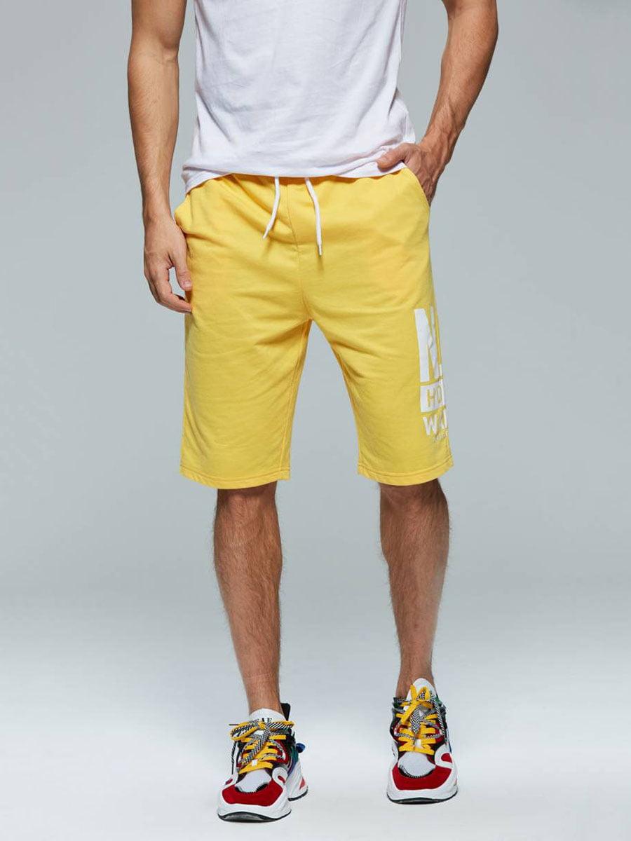 Шорти жовті | 5113932