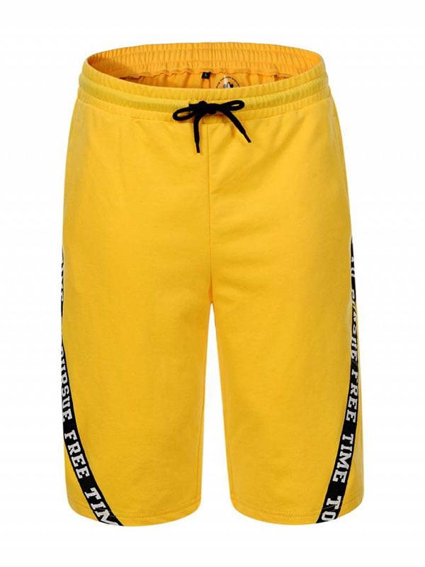 Шорти жовті | 5113937