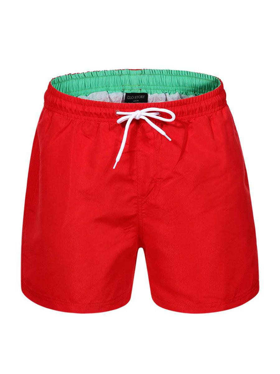 Шорти для плавання червоні | 5113941
