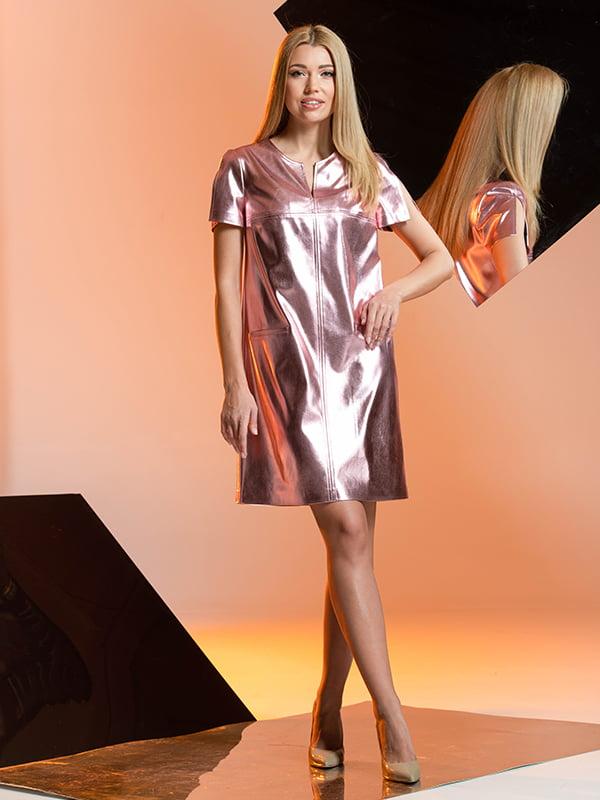 Платье розовое | 5109827