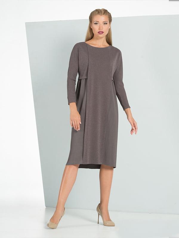 Сукня сіра | 5109834