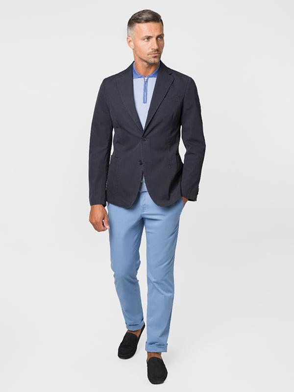 Пиджак темно-синий | 5116702 | фото 2
