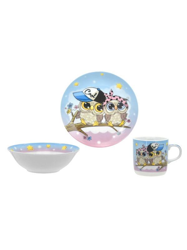 Набір посуду дитячого (3 шт.) | 5116864