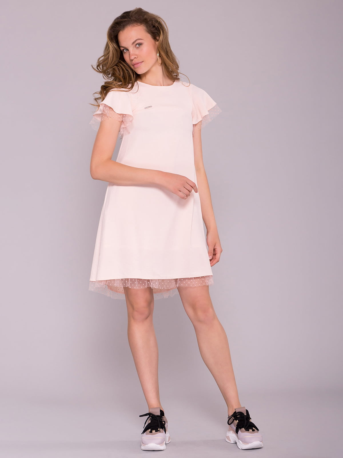 Сукня рожева | 5094730