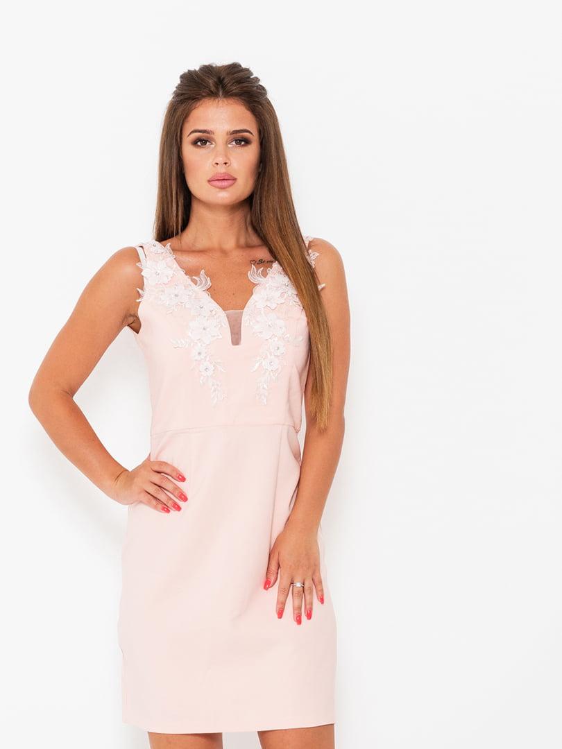Платье розовое | 5117988