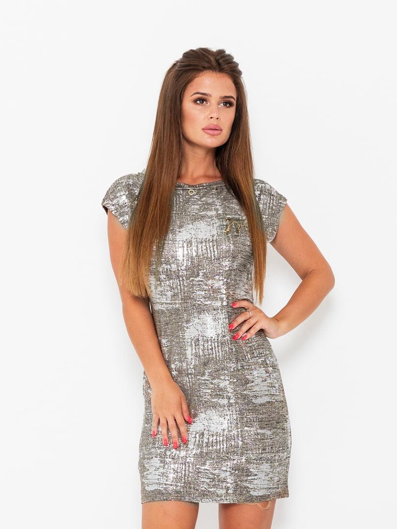 Платье серое | 5117997