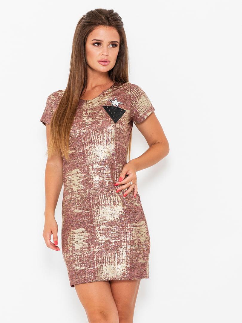 Платье бордовое | 5118003