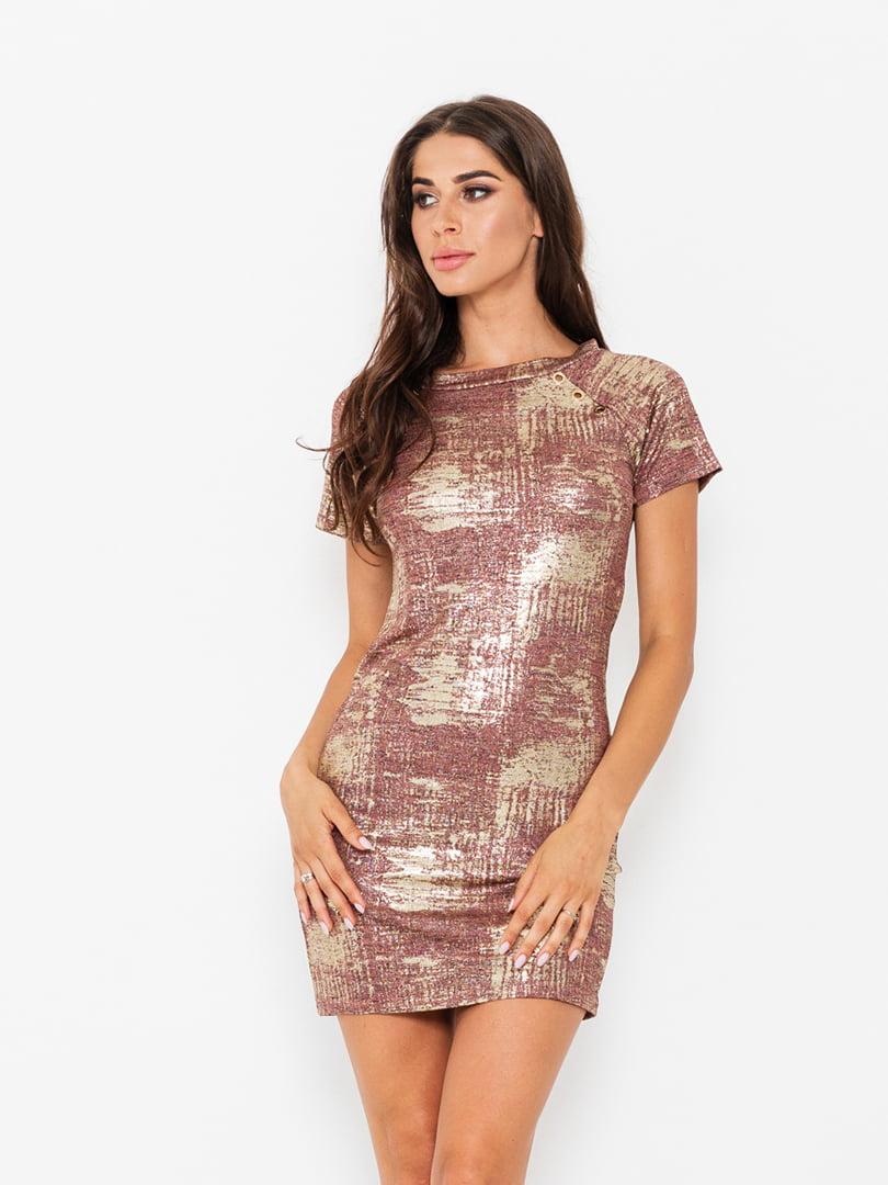 Платье бордовое | 5118004