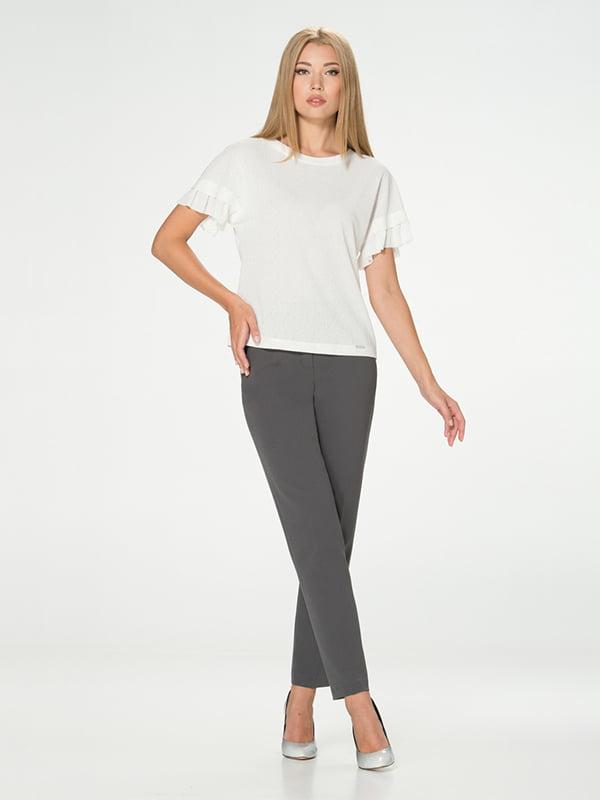 Блуза молочного цвета | 5115745