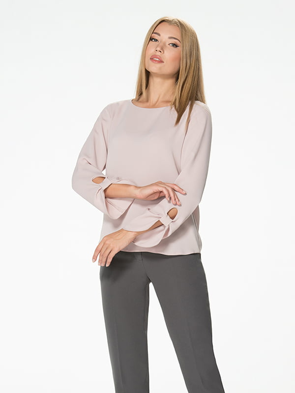 Блуза розовая | 5115749