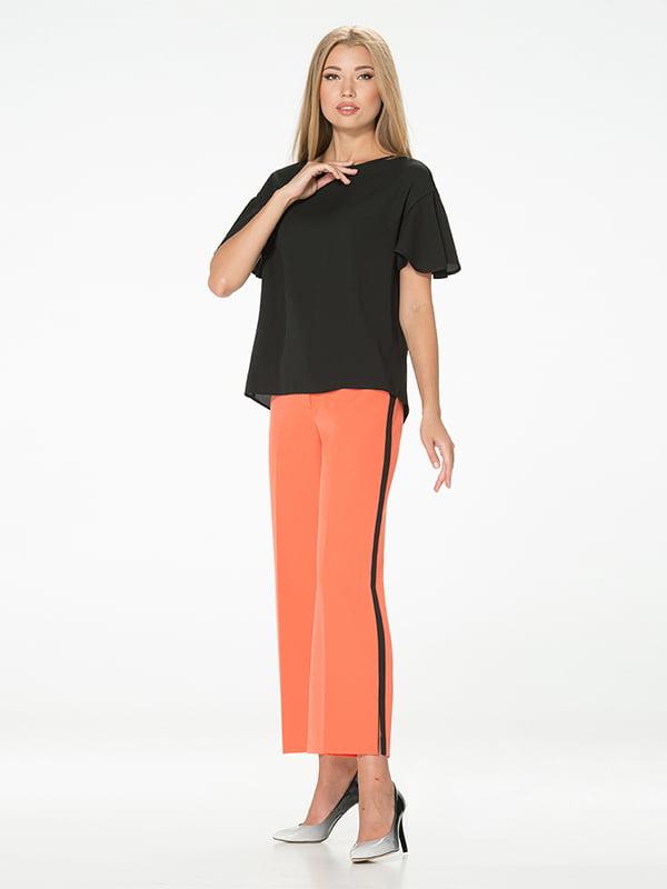 Блуза черная | 5115754