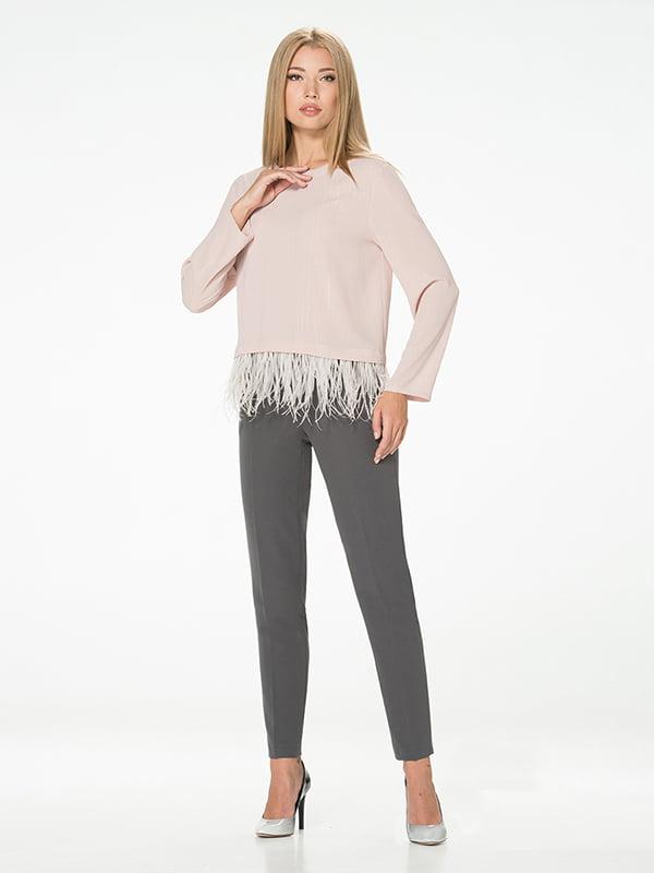 Блуза розовая   5115757