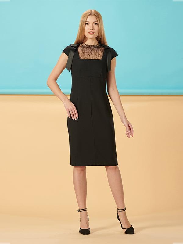 Платье черное | 5115917
