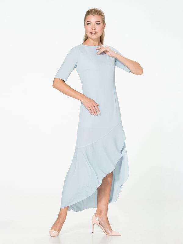 Сукня блакитна | 5115919
