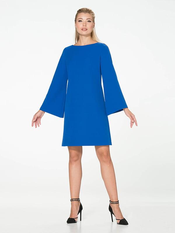 Платье цвета электрик | 5115955