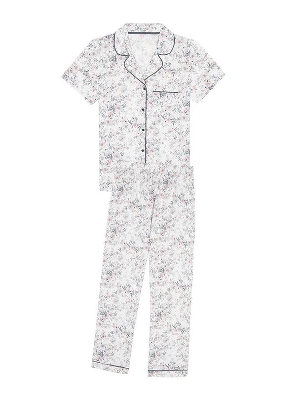 Пижама: рубашка и штаны | 5123335