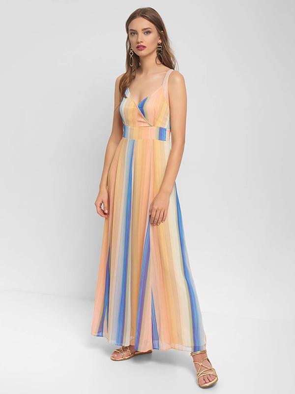 Сукня в смужку | 5123608
