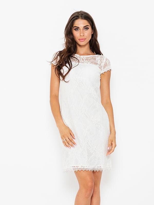 Платье белое | 5124660