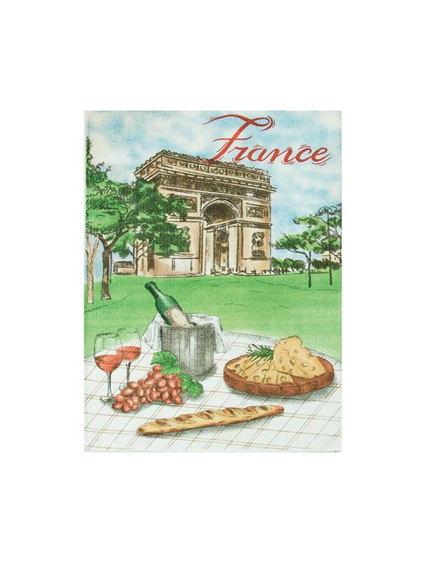 Рушник кухонний вафельний (45х75 см)   5102476