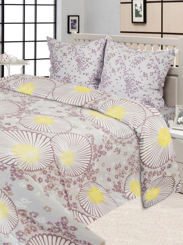 Комплект постельного белья двуспальный (евро) | 5124782