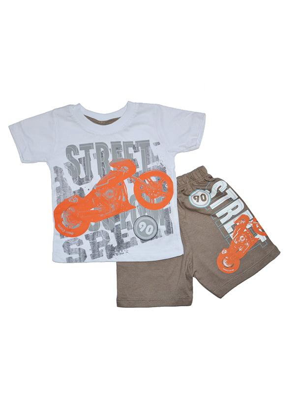 Комплект: футболка і шорти | 5126000