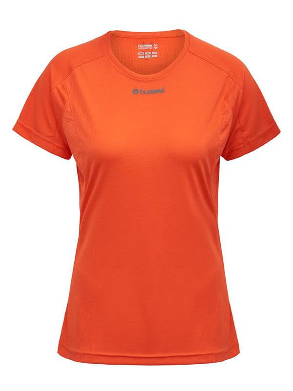 Футболка оранжевая   5111900