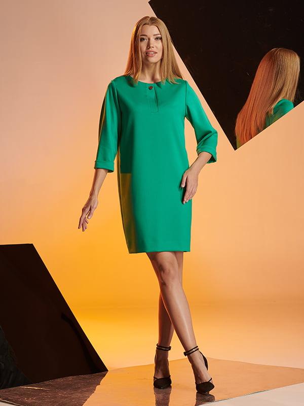 Платье зеленое | 5109756
