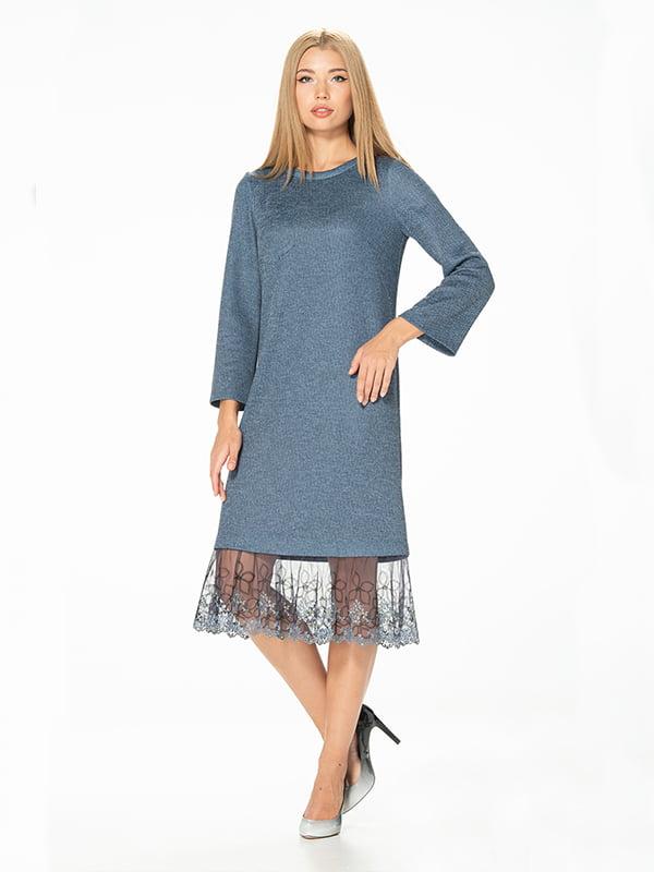 Сукня синя   5109765