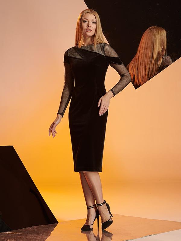 Сукня чорна | 5109825
