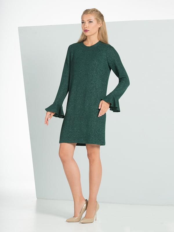 Платье зеленое | 5109858