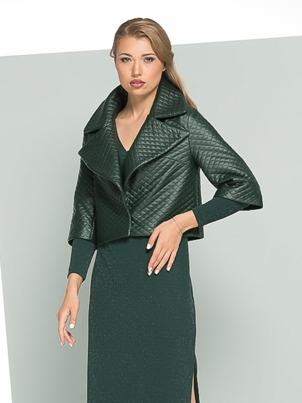 Платье зеленое | 5120723