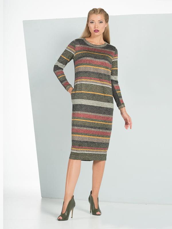 Сукня в смужку | 5125130