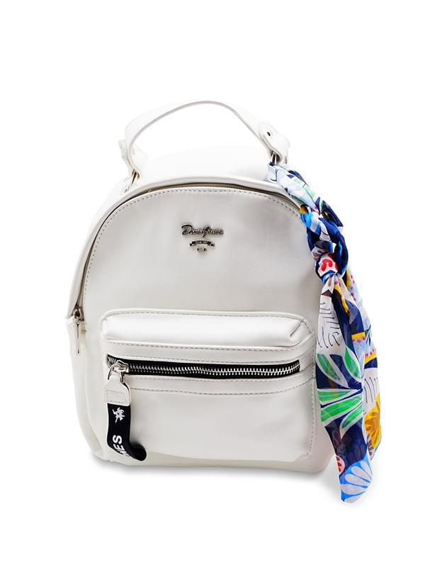 Рюкзак білий | 5110048