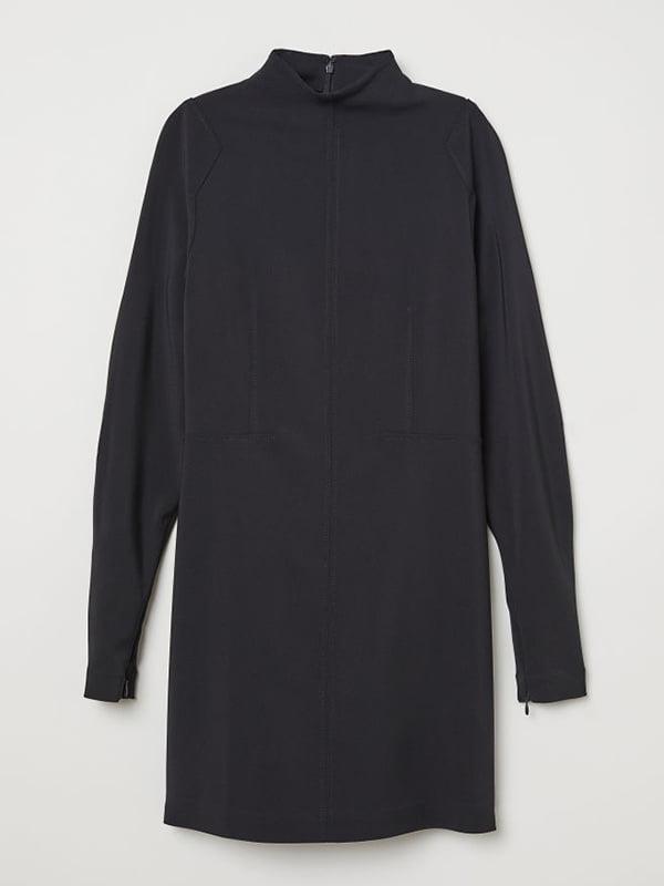 Платье черное   5104642