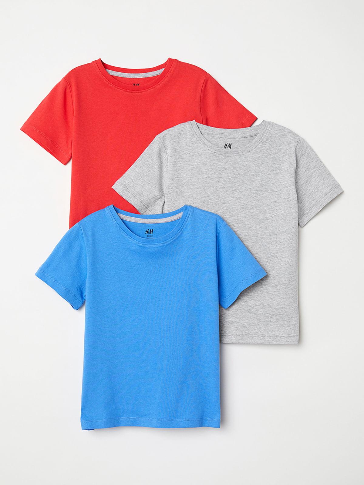 Набір футболок (3 шт.)   5134926