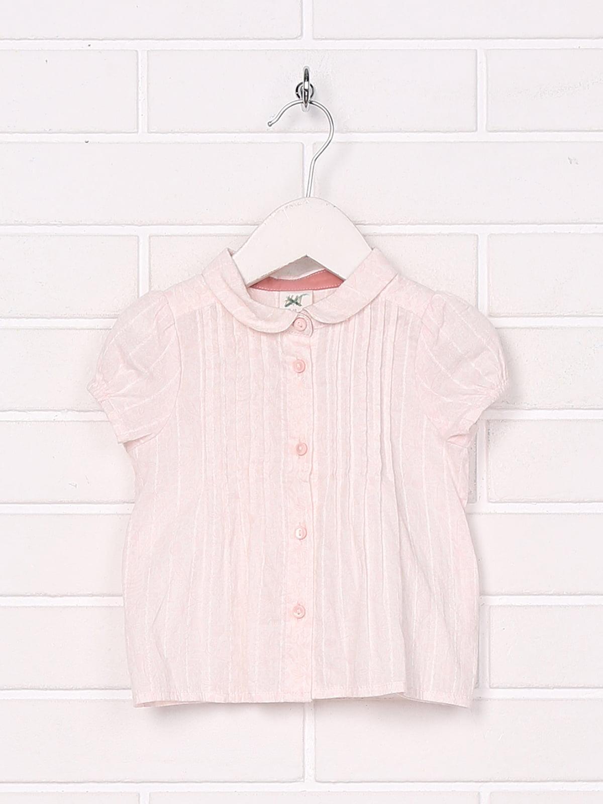 Блуза світло-рожева   5134283