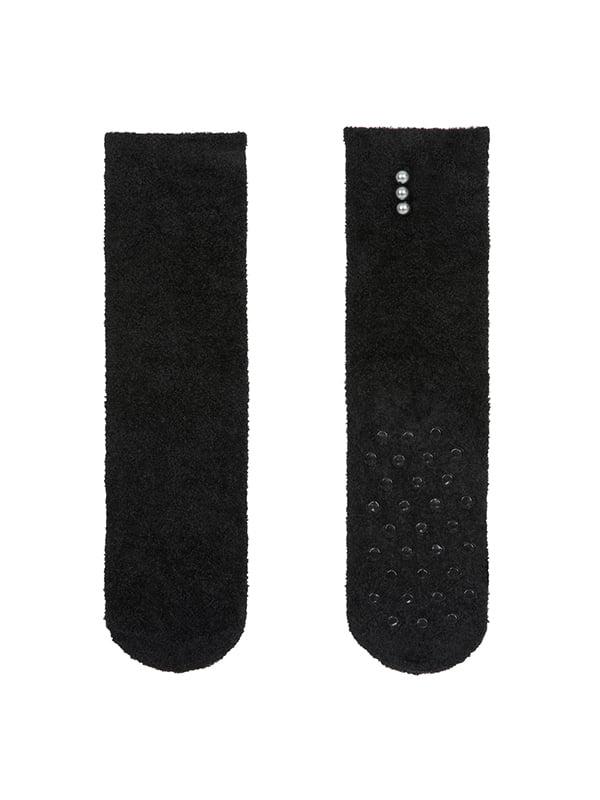 Шкарпетки чорні | 4632836