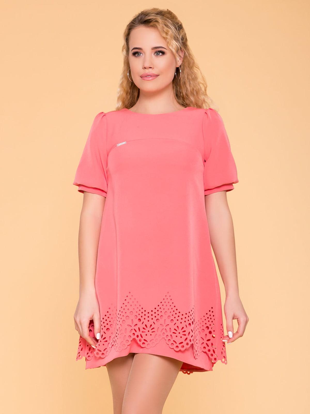 Сукня коралова   4936800