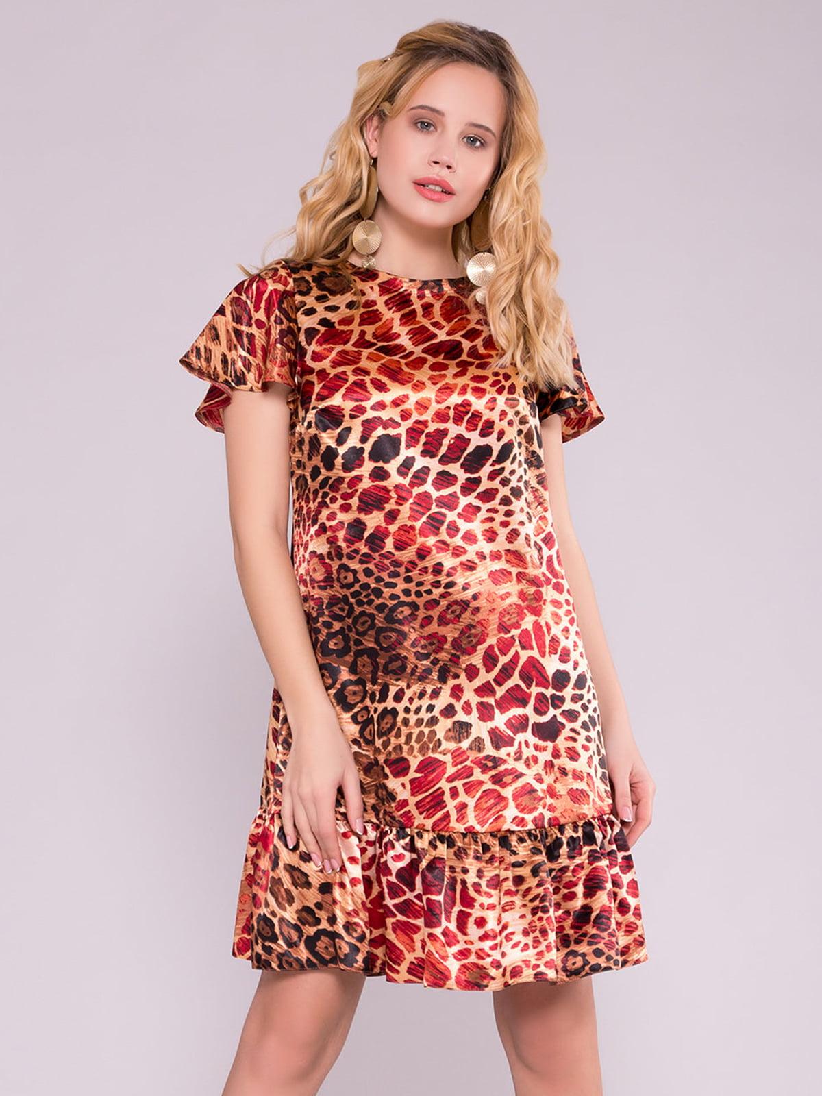 Сукня комбінованого забарвлення | 5094710