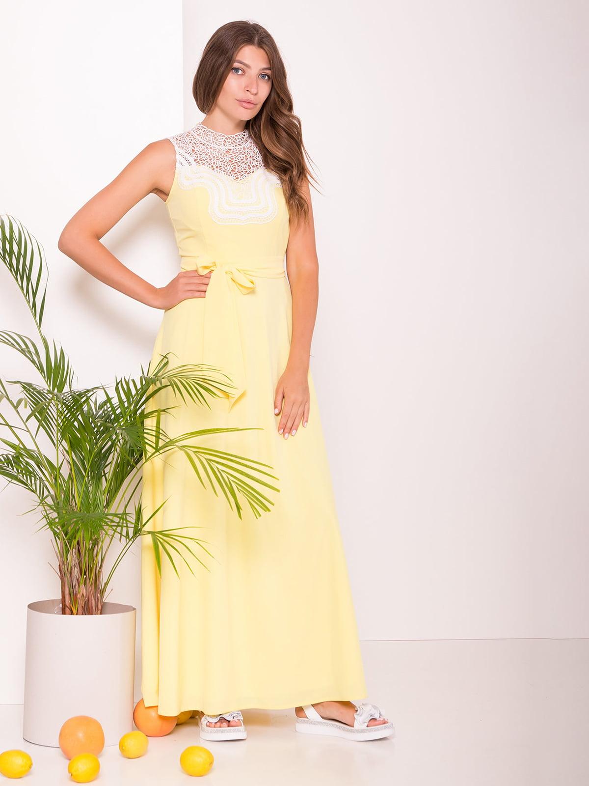 Сукня жовта | 5125743