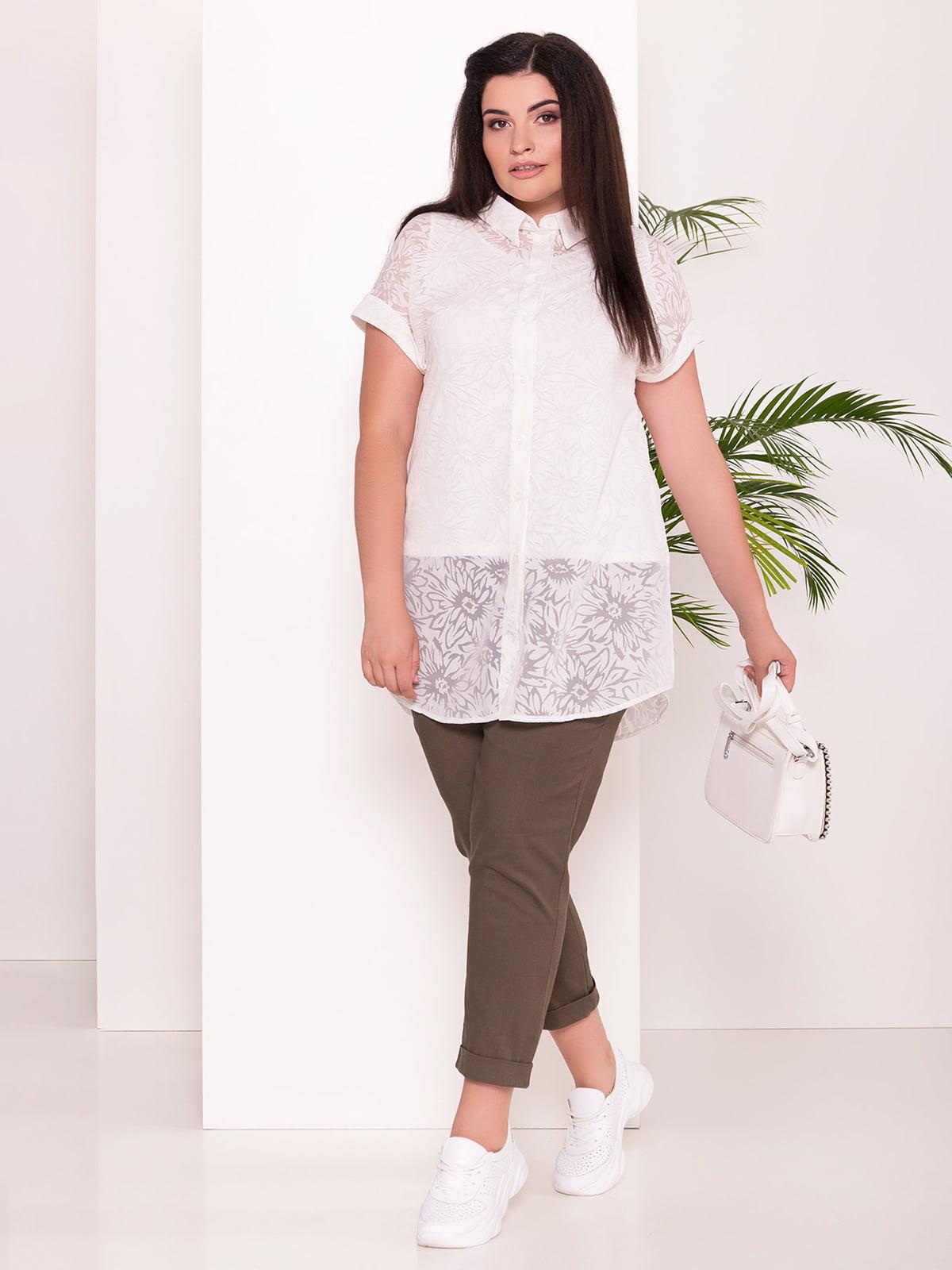 Комплект: блуза і штани | 5136064