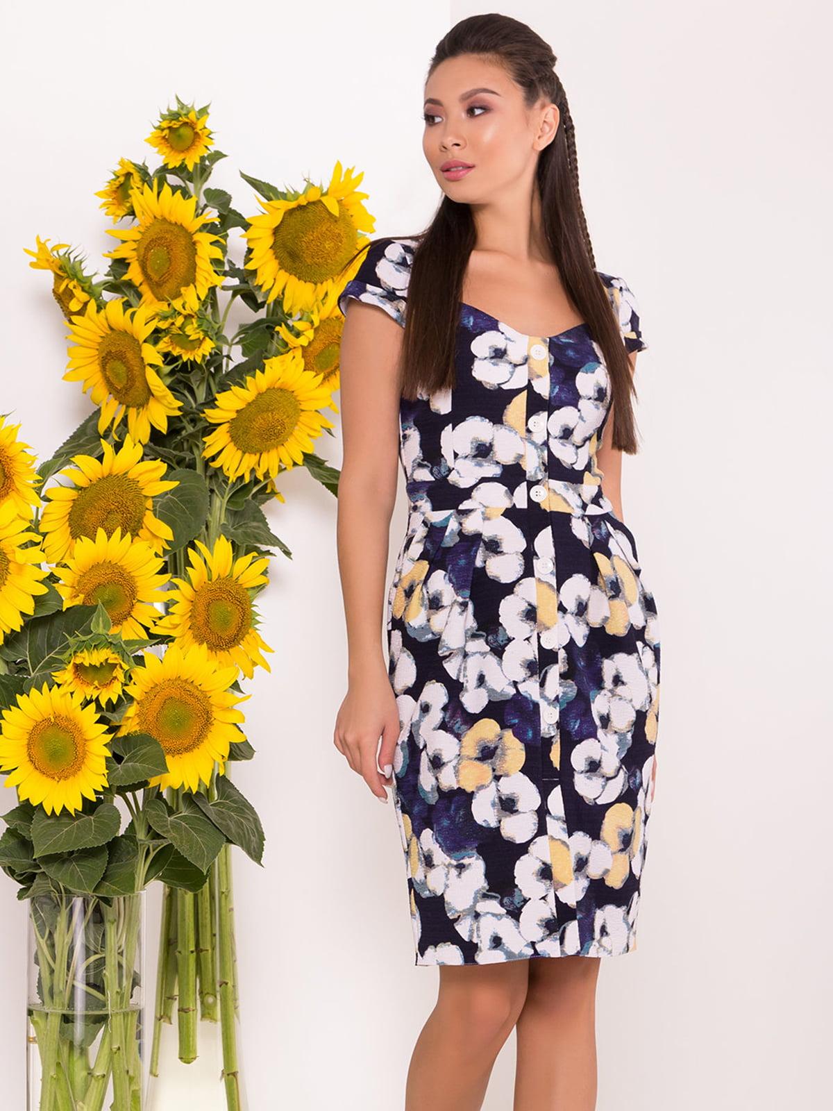 Сукня синя | 5136085