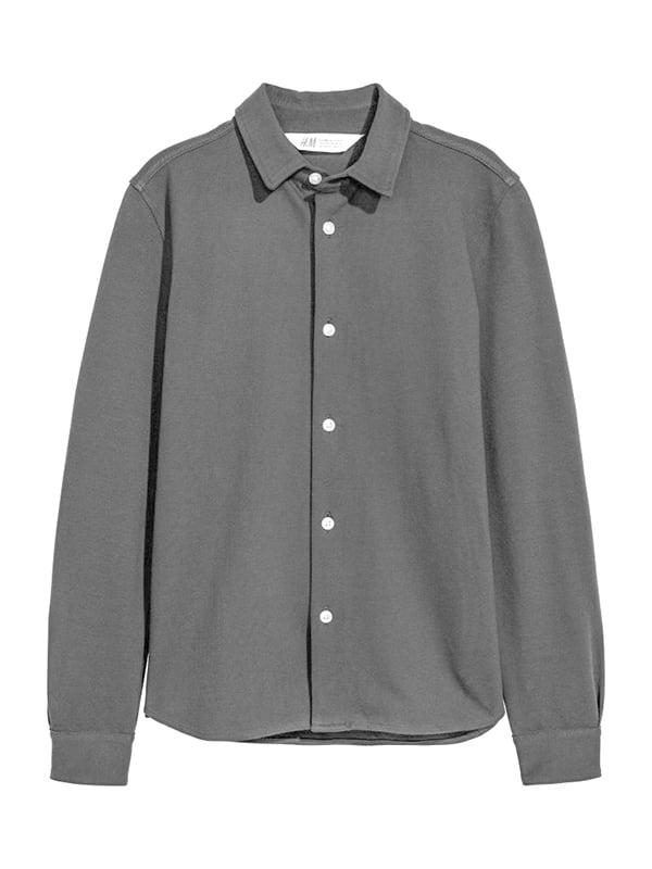 Рубашка серая | 5103953