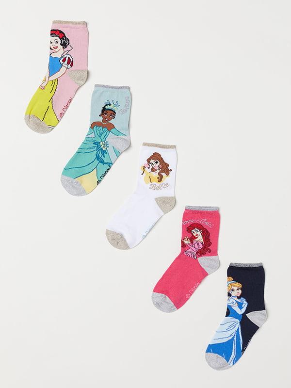 Комплект носков (5 шт) | 5127113