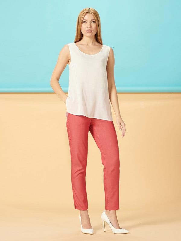 Блуза белая   5115772
